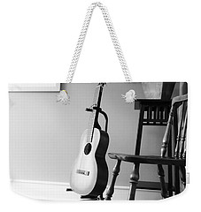 Love Strings Weekender Tote Bag