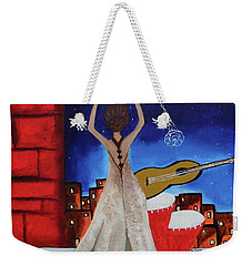 Love To Dance 002 By Saribelle Rodriguez Weekender Tote Bag