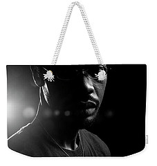 Weekender Tote Bag featuring the photograph Loved. by Eric Christopher Jackson