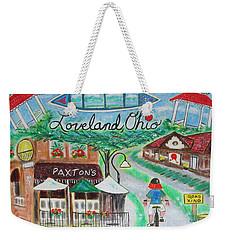 Loveland Ohio Weekender Tote Bag