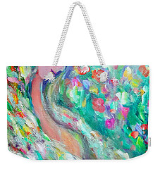 Lovely Angel Weekender Tote Bag