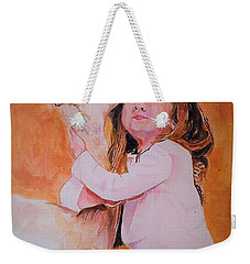 Sensitivity. Weekender Tote Bag