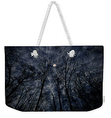Weekender Tote Bag featuring the photograph Lovely Dark And Deep by Robert Geary
