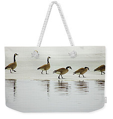 Lovely Day For A Stroll Weekender Tote Bag
