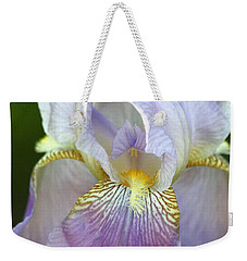 Weekender Tote Bag featuring the photograph Lovely In Lavender by Sheila Brown