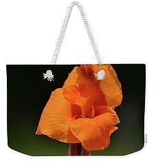 Lovely Iris Flower Weekender Tote Bag