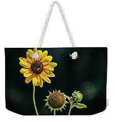 Lovely Sunflower Weekender Tote Bag