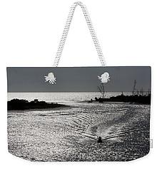 Lover's Key Sparkles Weekender Tote Bag