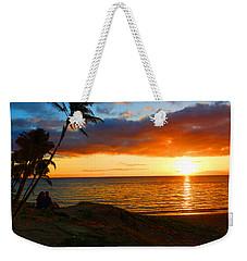 Lovers Paradise Weekender Tote Bag by Michael Rucker
