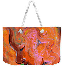 Lovers Quarrel Weekender Tote Bag