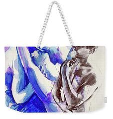 Loves Discovery Weekender Tote Bag