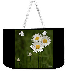 Loves Me, Loves Me Not Weekender Tote Bag