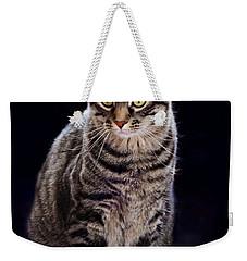 Loving Joseph Weekender Tote Bag by Kathy M Krause