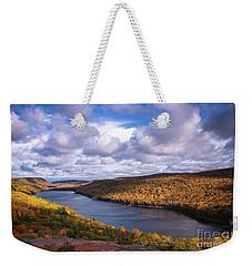 Loving Lake Of The Clouds Weekender Tote Bag