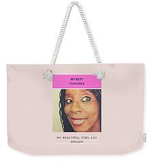 Loving My Beauty Weekender Tote Bag