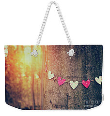 Loving Nature Weekender Tote Bag
