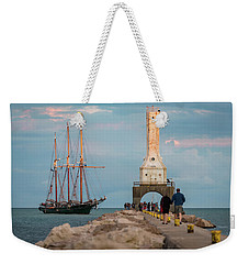 Loving Port Weekender Tote Bag