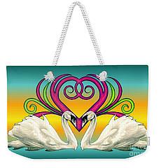 Loving Souls Weekender Tote Bag