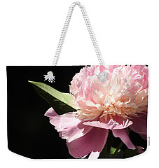 Weekender Tote Bag featuring the photograph Loving The Sunshine by Betty-Anne McDonald