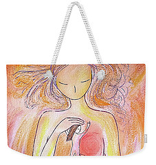 Loving Your Inner Child Weekender Tote Bag