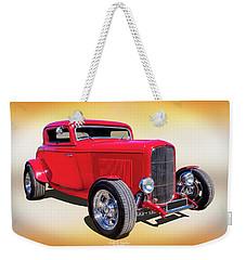 Low 32 Weekender Tote Bag