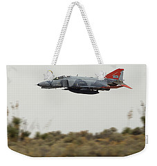 Low And Fast Weekender Tote Bag