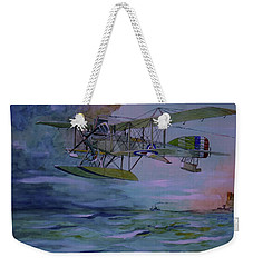 Low And Slow Weekender Tote Bag by Ray Agius
