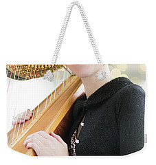 Low-angle Portrait Weekender Tote Bag
