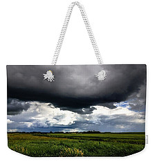 Low Cloud Weekender Tote Bag