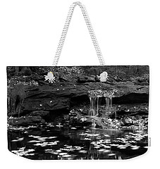 Low Falls Weekender Tote Bag by Jeff Severson