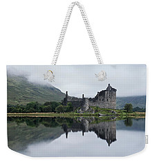 Low Mist At Kilchurn Weekender Tote Bag