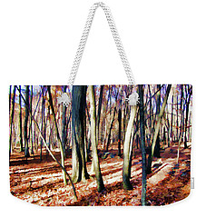 November Light Weekender Tote Bag