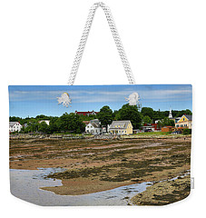 Low Tide At St. Andrews By The Sea Weekender Tote Bag