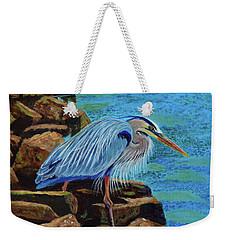Low Tide Fisherman Weekender Tote Bag