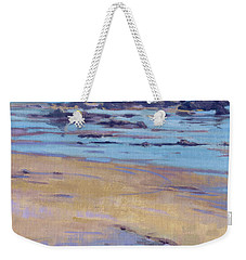 Low Tide / Crystal Cove Weekender Tote Bag