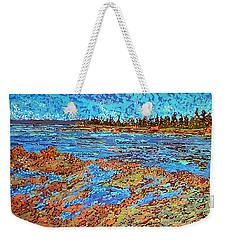 Low Tide Oak Bay Nb Weekender Tote Bag