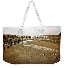 Low Tide Oregon Coast  Weekender Tote Bag
