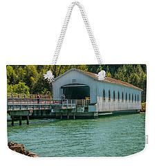 Lowell Covered Bridge Weekender Tote Bag