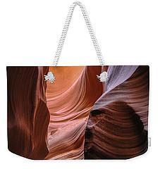 Lower Antelope Canyon Navajo Tribal Park #1 Weekender Tote Bag