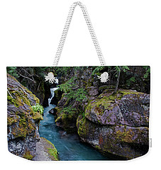 Lower Avalanche Creek Weekender Tote Bag