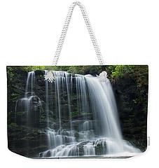 Lower Bearwallow Falls Weekender Tote Bag