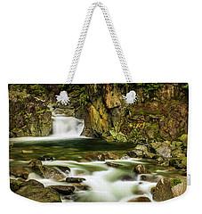 Lower Cascade Falls Weekender Tote Bag