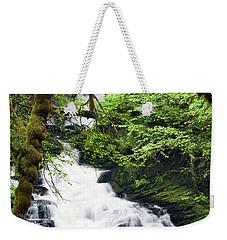 Lower Lunch Creek Falls Weekender Tote Bag