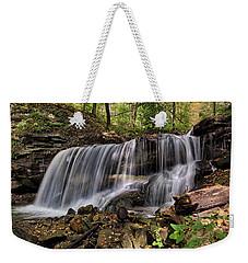Lower Tews Falls Weekender Tote Bag