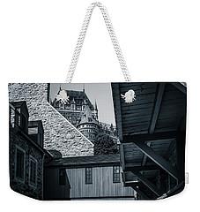 Lower Town Back Alley  Weekender Tote Bag