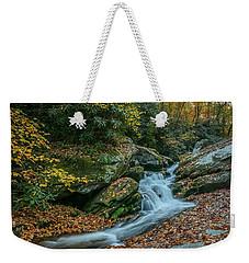 Lower Upper Creek Falls Weekender Tote Bag