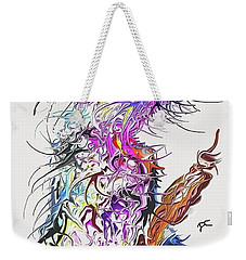 Lsd Bird 2 Weekender Tote Bag