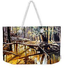 Lubianka-2-river Weekender Tote Bag
