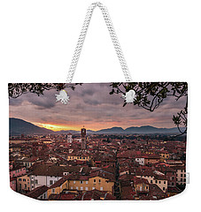 Lucca In Tuscany Weekender Tote Bag