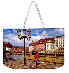 Lucerne Spring Weekender Tote Bag